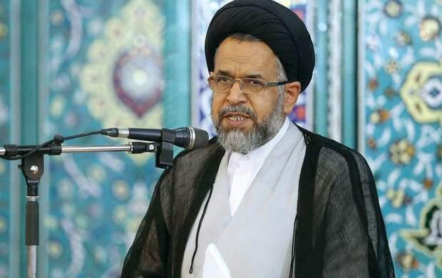 در ۵ سال دولت آقای روحانی قیمت گوشت و دلار در پایین ترین نرخ بود/ فشارهای اقتصادی ترامپ باعث ایجاد مشکلات شد/ اگر تحریم نبود این مشکلات را نداشتیم/ روحانیون صبر مردم را بالا ببرند
