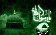 تو رفتی و زهرا به حال زار افتاد/ نام پیامبر اکرم(ص) در آسمانها چیست؟/ دعایی که پیامبر اکرم(ص) زیاد میخواندند +تصاویر و مداحی