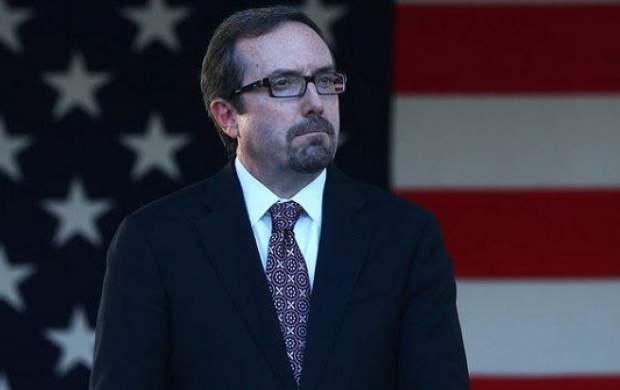 سفیر آمریکا در افغانستان استعفا کرد