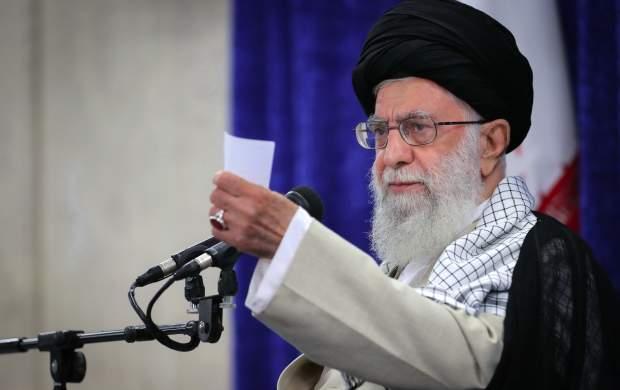 دستور رهبر انقلاب بعد از اطلاع از خطای انسانی/ صادقانه و صریح با مردم مطرح کنید