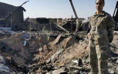 روایت سرباز آمریکایی از حمله ایران به عین الاسد