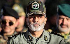 واکنش فرمانده کل ارتش به خطای انسانی در سپاه