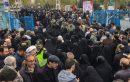 روایت رویترز از اقتدای گسترده مردم به رهبرانقلاب