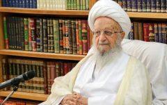 واکنش آیت الله مکارم به ردصلاحیت ۹۰ نماینده مجلس