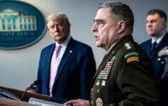 نگرانی آمریکا از جان عالیترین فرمانده ارتش خود