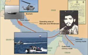 نادر مهدوی چگونه هیمنه آمریکا را در خلیج فارس شکست؟