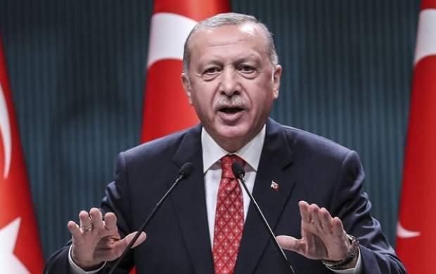 اردوغان: کسی از حضور ترکیه در خلیج فارس ناراحت نشود