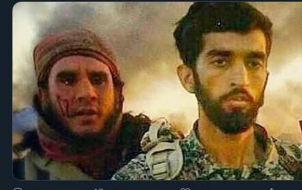 تازه ترین دروغ ضدانقلاب/ حججی را حاج قاسم کشت!+عکس