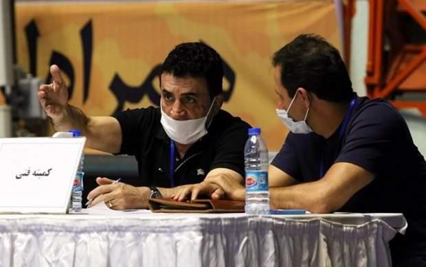 محمد بنا کرونا گرفت و در بیمارستان بستری شد+ عکس
