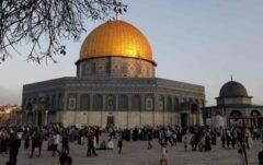 مسجد الاقصی در عربستان سعودی است نه در فلسطین!