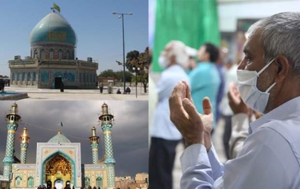 بازگشایی محدود مساجد و اماکن زیارتی از فردا