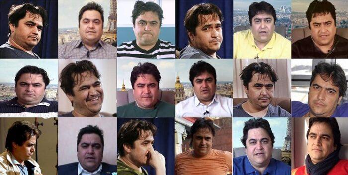 «روح الله زم» روزنامهنگاری با جلیقه انتحاری! +تصاویر