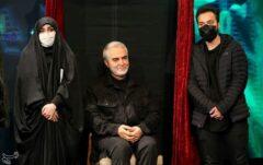 سازنده تندیس حاج قاسم: رفتم که به ایران برنگردم