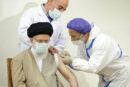 هبرانقلاب دُز اول واکسن ایرانی کرونا را زدند/تصاویر
