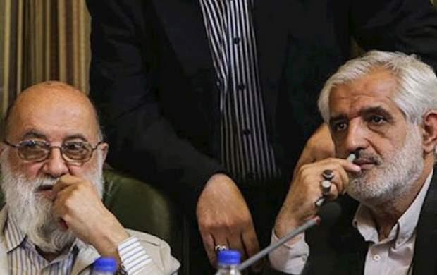 «چمران» رئیس و«سروری» نایب رئیس شورای شهر ششم تهران شدند