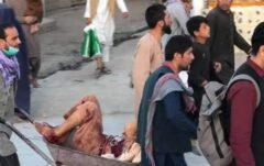 انفجار داعش در فرودگاه کابل