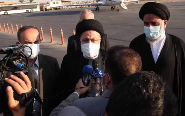 آیتالله رئیسی: مردم خوزستان حق بزرگی بر ملت ایران دارند