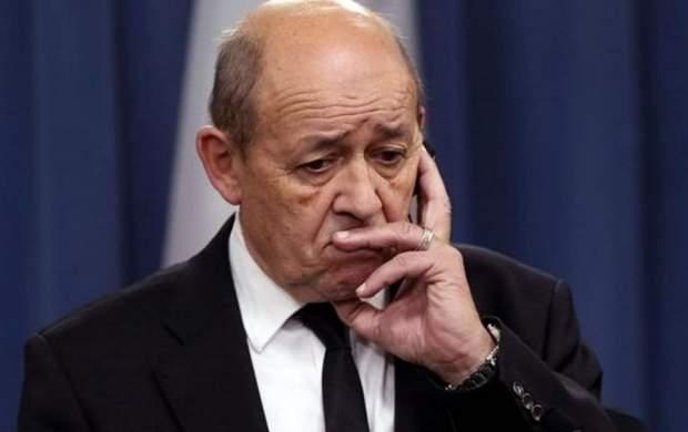 اتمام حجت وزیرخارجه در گفتوگو با همتای فرانسوی