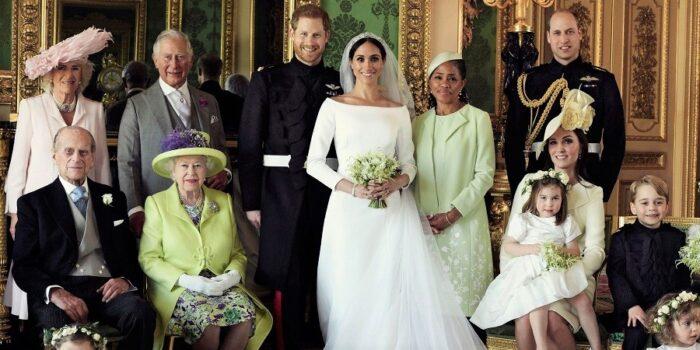 ترتیب جانشینی سلطنت در خاندان سلطنتی بریتانیا چگونه است؟