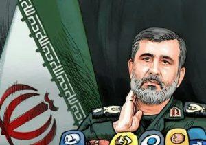 تفسیر متفاوت خبرگزاری روسیه درباره اظهارات سردار حاجیزاده +عکس