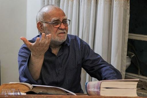 حاجحیدر رحیمپور ازغدی درگذشت