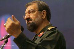 امنیت ملی ایران تهدید شود پایگاههای آمریکا را با موشک میزنیم