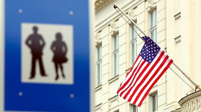 شیوع یک بیماری مرموز در میان کارکنان سفارت آمریکا در وین