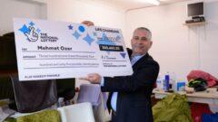 داستان مردی که طی ۲۰ سال سه بار برنده بخت آزمایی به ارزش ۶۰۰,۰۰۰ پوند شد