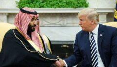 پیام ترامپ به بن سلمان: در کاخ سفید ماندگارم!