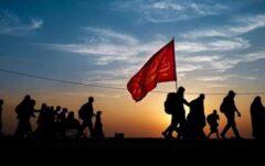 راهپیمایی جاماندگان اربعین در تهران برگزار میشود