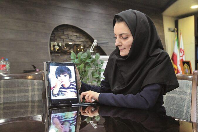 روایت تکاندهنده مادر ایرانی که دولت دانمارک پسر خردسالش را از او جدا کردهاست