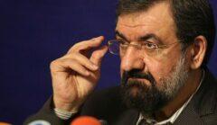 تبریک محسن رضایی به رئیس جدید قوه قضائیه