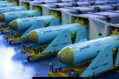 شلیک انواع موشکهای کروز دریایی در رزمایش اقتدار دریایی ۹۹