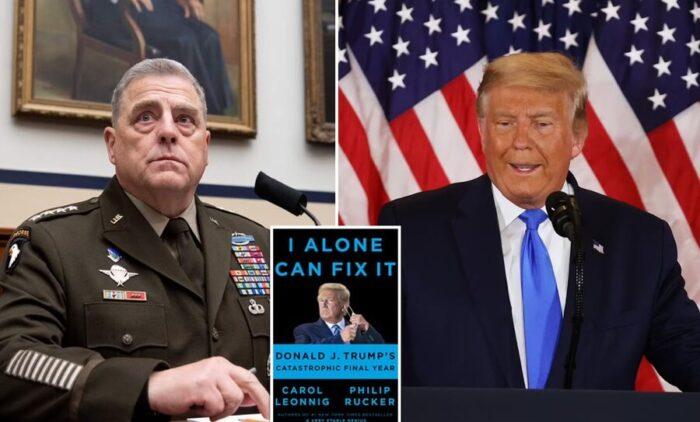 نگرانی فرماندهان ارتش آمریکا از احتمال کودتای ترامپ