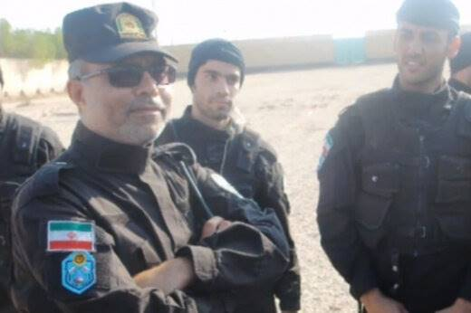 قصه شهید رضا صیادی یکی از فرماندهان نوپو