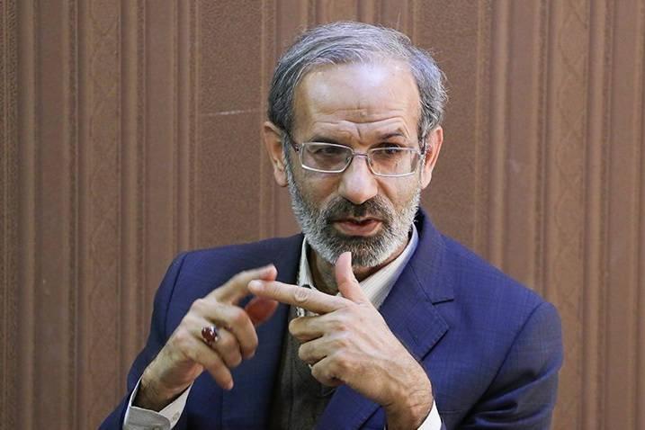 آرایش جنگی آمریکا و آرایش ایران