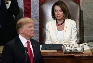 موافقت مجلس نمایندگان با ارجاع استیضاح ترامپ به سنا