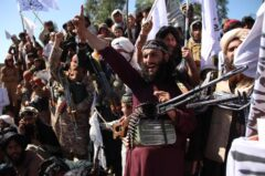 امریکا برای افغانستان «جنگ داخلی» نوشت