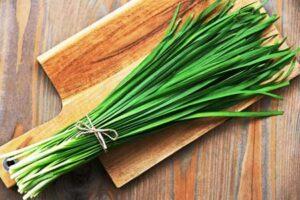 با این سبزی تمام عفونت های بدن را درمان کنید