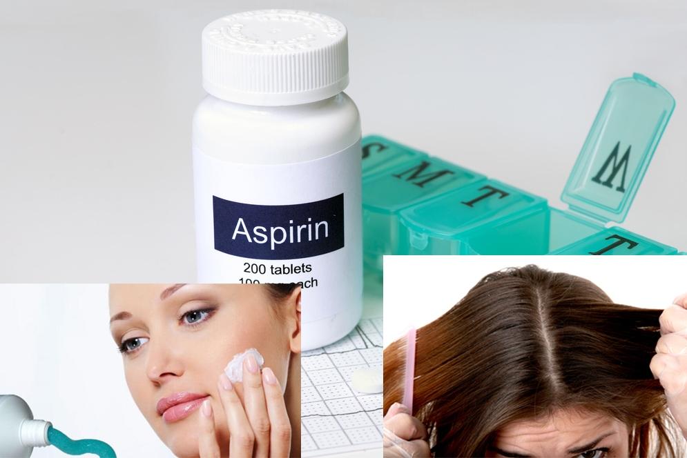 ۱۱ مورد استفاده باورنکردنی «آسپرین»؛ از درمان شوره سر و موهای زیر پوستی تا رفع زنگزدگی