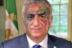 پیام رضاپهلوی در آستانه دهه فجر: برای تتلو نگرانم! + عکس