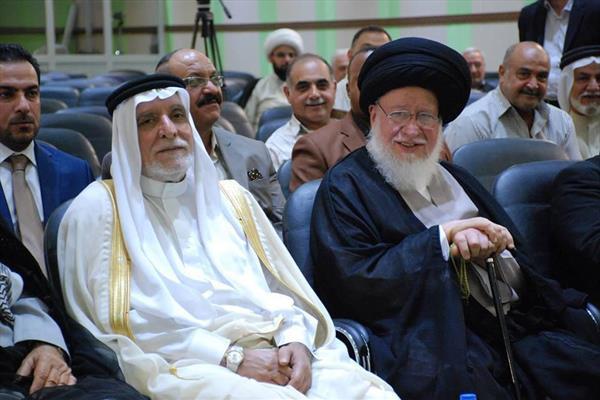 فتوای بی سابقه عالم اهل تسنن عراق درباره ایران