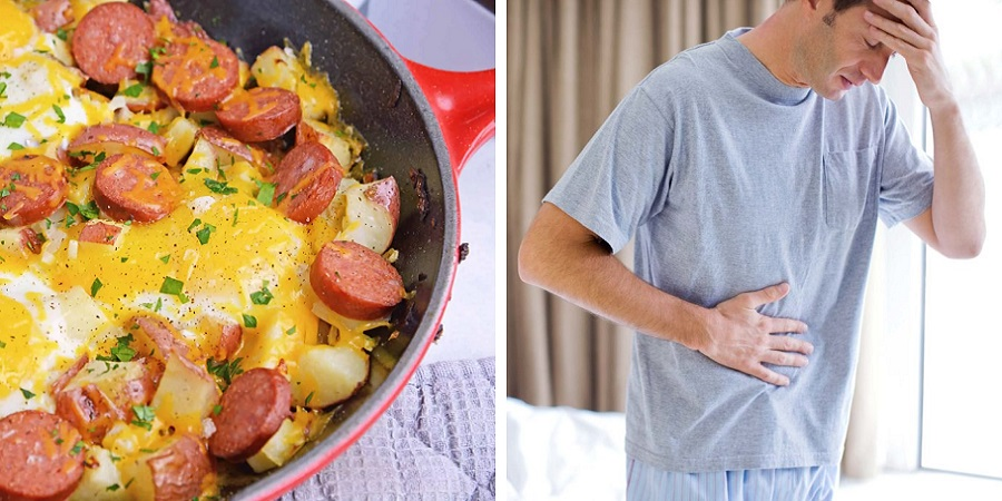مواد غذایی که هرگز نباید باهم بخورید؛ از سوسیس تخم مرغ تا شیر موز