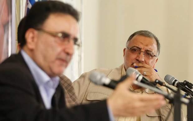 چرا تاجزاده درباره بستن پرونده قتلهای زنجیرهای حرفی نمیزند؟