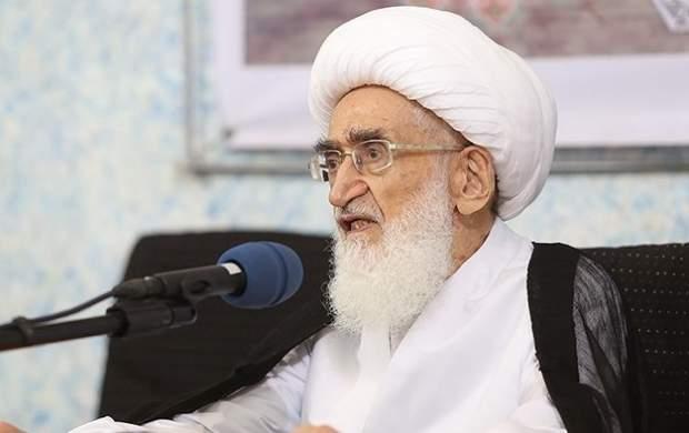 واکنش آیتالله نوری همدانی به حمله موشکی ایران
