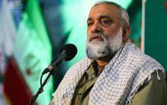 سردار نقدی: ترور شهید سلیمانی یکی از نتایج مذاکره با آمریکا بود