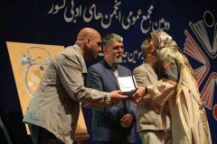 هتاکی کنید حتی به حضرت زهرا(س)/ جایزه شما نزد مسئولان فرهنگی دولت تدبیر و امید محفوظ است!+تصاویر