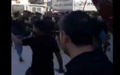 آشوب بعثیها نزدیک حرم امام حسین +بیانیه مقتدی صدر
