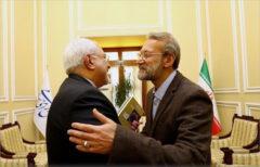 ظریف بخشی از کمپین انتخاباتی لاریجانی خواهد شد؟