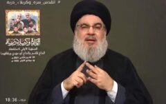 ایران ضعیف نیست و بخواهد واکنش نظامی نشان میدهد